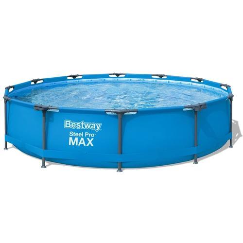 Bestway Swimmingpool-Set Steel Pro Max Rahmen 366 x 76 cm