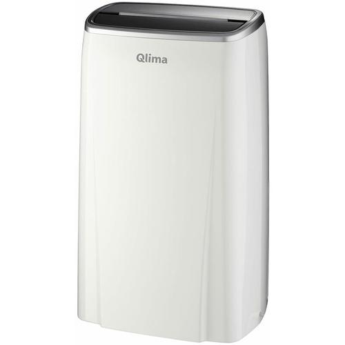 Spritzwassergeschützter Luftentfeuchter 130 m³ 4 L Weiß D 620 - Qlima