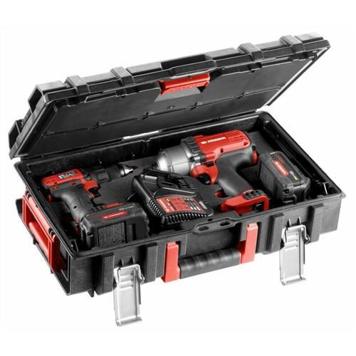 Facom - 18V HTW und Drill Combo Kit 5Ah Promo