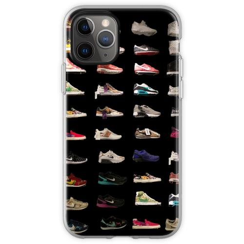 Schuhe auf Schuhen auf Schuhen Flexible Hülle für iPhone 11 Pro