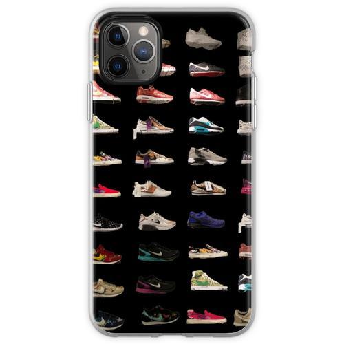 Schuhe auf Schuhen auf Schuhen Flexible Hülle für iPhone 11 Pro Max