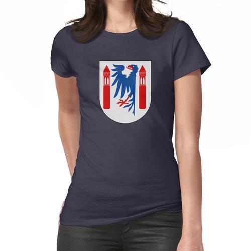 Wappen von Karlstad Frauen T-Shirt