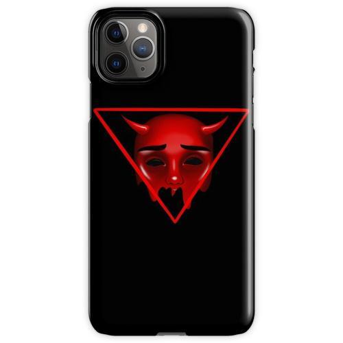 Dreiseitige Hölle iPhone 11 Pro Max Handyhülle