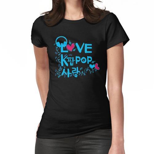 LIEBE kpop SARNAG Frauen T-Shirt