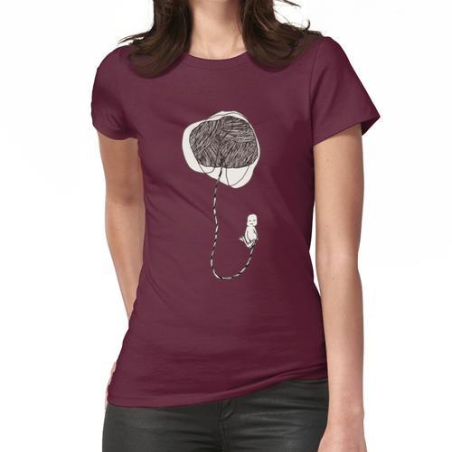 Eine Plazenta Frauen T-Shirt