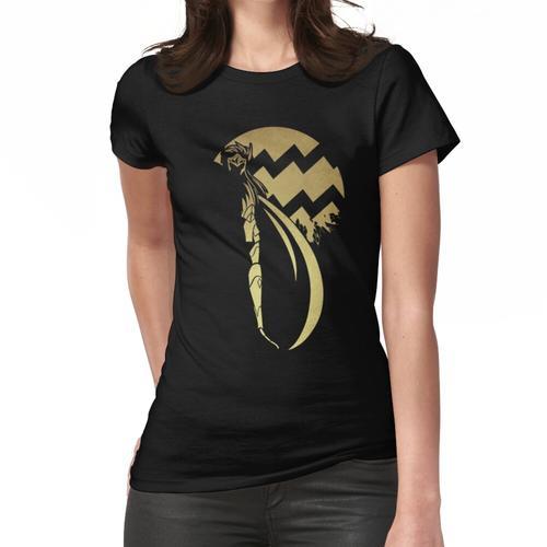 Gold Heiliger Wassermann Frauen T-Shirt