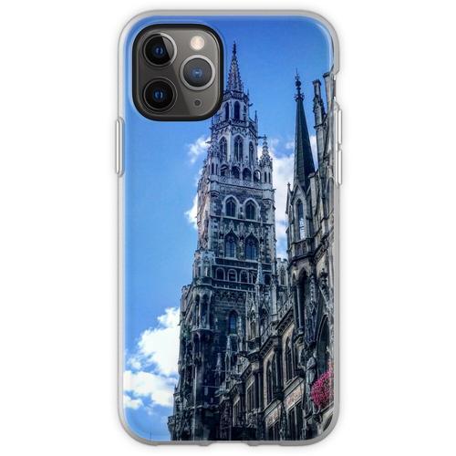 Marienplatz München Flexible Hülle für iPhone 11 Pro