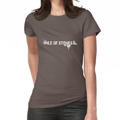 Haufen Steine - Aufgemotzt Frauen T-Shirt