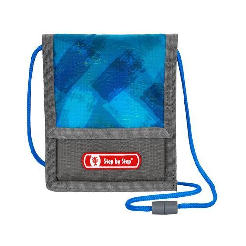 Step by Brustbeutel blau Kinder Geldbeutel Taschen