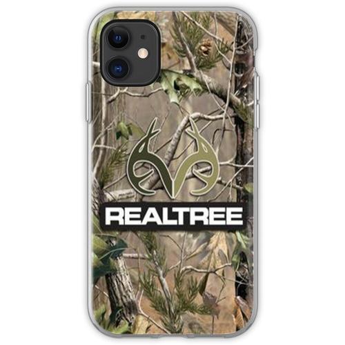 Holz und Holz Flexible Hülle für iPhone 11