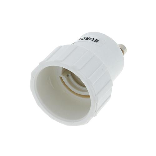 Eurolite Socket Adapter GU-10 auf E-14