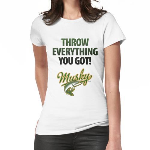 aber das Waschbecken! Frauen T-Shirt