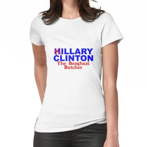 Hillary Killary Clinton Frauen T-Shirt
