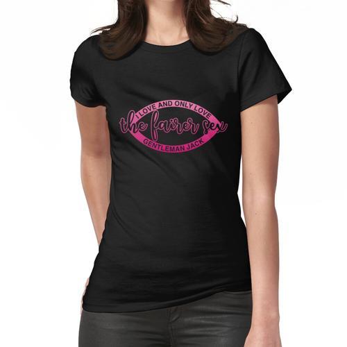 Fairer Sex Frauen T-Shirt