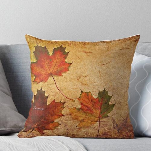 Herbst Kissen