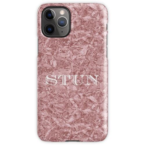rosa Folie STUN iPhone 11 Pro Handyhülle