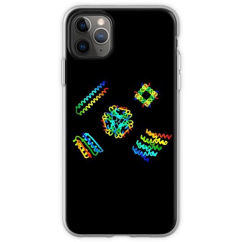 Eiweiß Flexible Hülle für iPhone 11 Pro Max