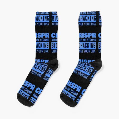 Crispr Muskelaufbau Socken