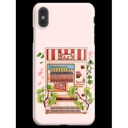Ginkgo-Getränke iPhone XS Max Handyhülle
