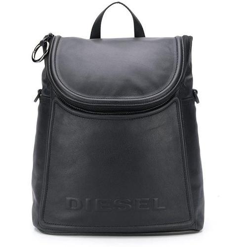DIESEL Wandelbarer Rucksack mit Logo-Prägung
