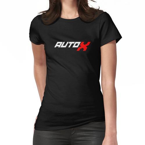 AutoCross-Logo (AUTOX) Frauen T-Shirt