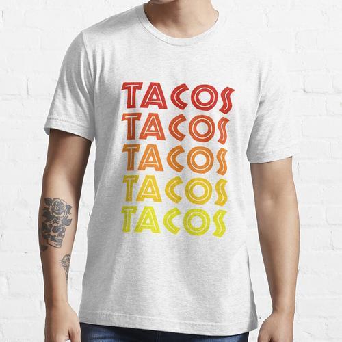 Tacos Tacos Tacos Tacos Tacos! Essential T-Shirt