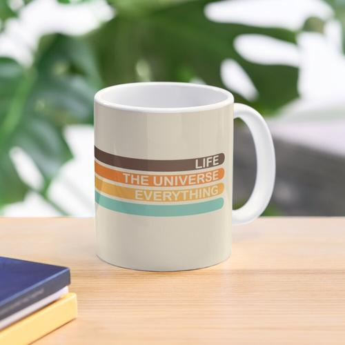 The Meaning of Life Mug