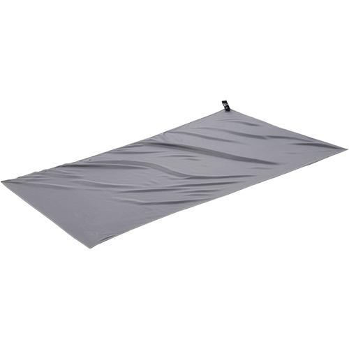 McKinley Handtuch Towl Microfaser LT Handtuch in grey dark, Größe XL