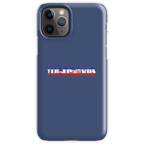 Ex Jugoslawien - Jugoslawien iPhone 11 Pro Handyhülle