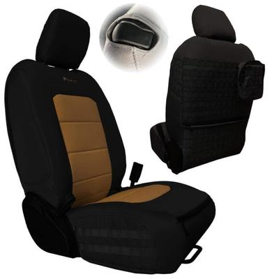 """""""Jeep Seat Covers Front Wrangler JL 2 Door Only Tactical Series SRS Air Bag And Non Compliant"""""""