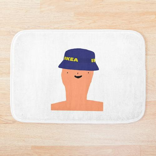 Ikea Bucket Hat Badematte