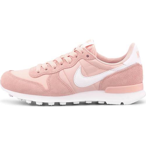 Nike, Sneaker Internationalist W in rosa, Sneaker für Damen Gr. 38 1/2