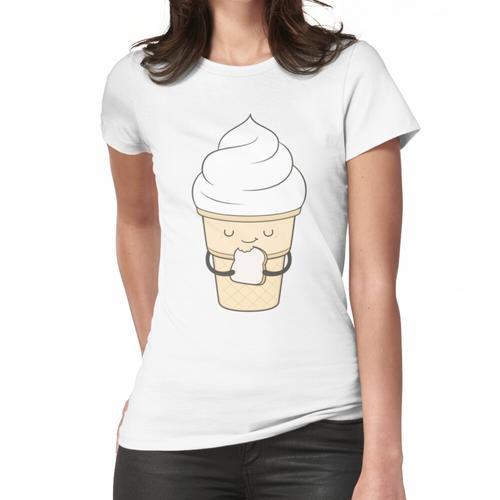 Eiscreme-Sandwich Frauen T-Shirt