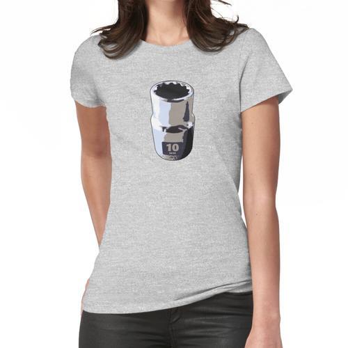 Garage Buddies # 2 - 10mm Buchse Frauen T-Shirt