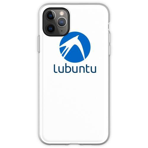 Lubuntu Flexible Hülle für iPhone 11 Pro Max