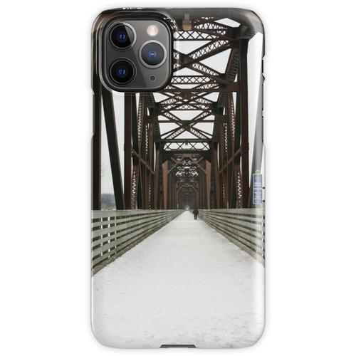 Alte Eisenbahnbrücke iPhone 11 Pro Handyhülle