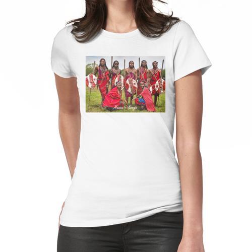 Massai Frauen T-Shirt