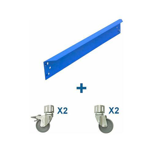 Traverse Blau 900 + 4Reifen (2F+2Sf) 200 Kg