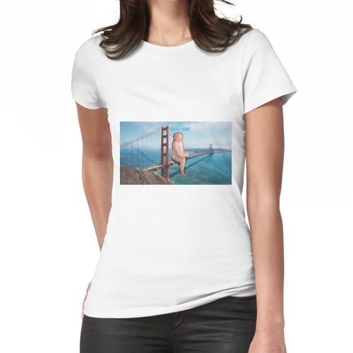 Riesenbaby Frauen T-Shirt