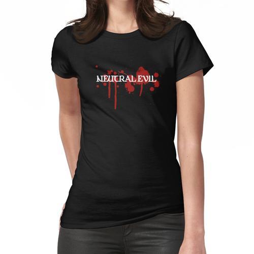 Neutrales Übel Frauen T-Shirt