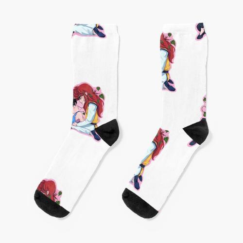 Kurama x Hiei Socken