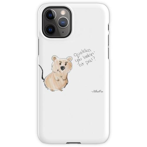 Liebenswerte Quokas iPhone 11 Pro Handyhülle