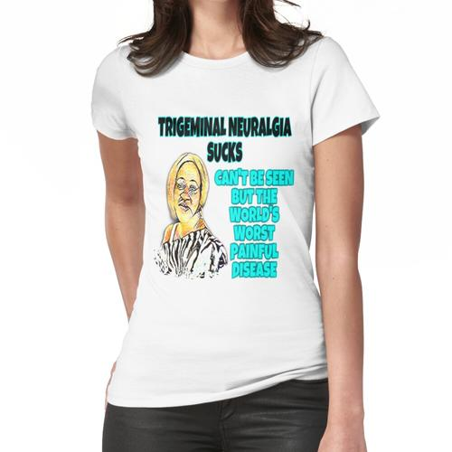 Trigeminusneuralgie Frauen T-Shirt