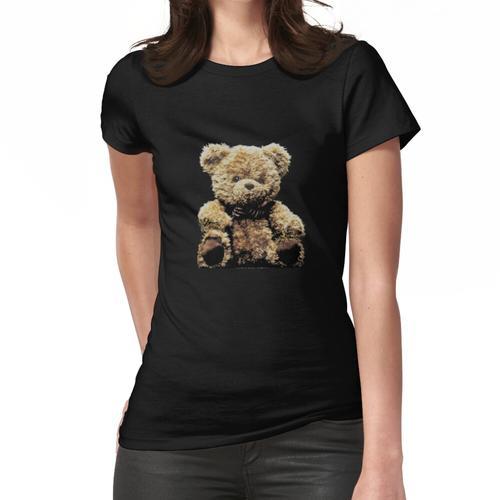 Teddybär Kuscheltier Stofftier Bär Frauen T-Shirt