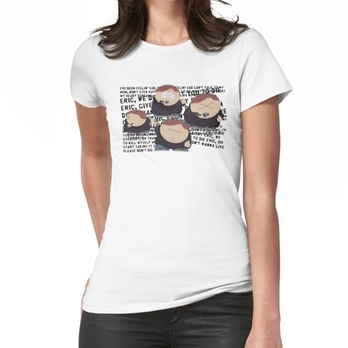 South Park - Probieren Sie es aus (Cartman) Frauen T-Shirt
