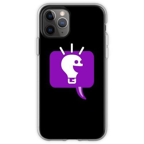HobbyKids Glühbirne Flexible Hülle für iPhone 11 Pro