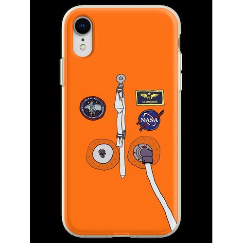 NASA-Anzug Flexible Hülle für iPhone XR