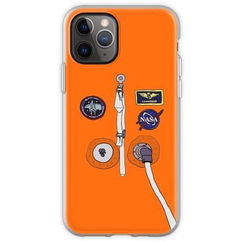 NASA-Anzug Flexible Hülle für iPhone 11 Pro