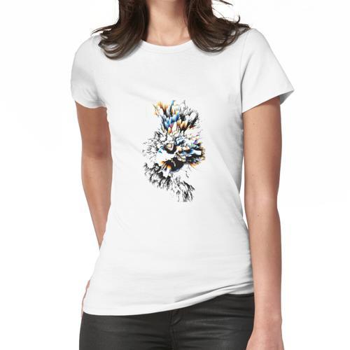 kristalline.blüte Frauen T-Shirt