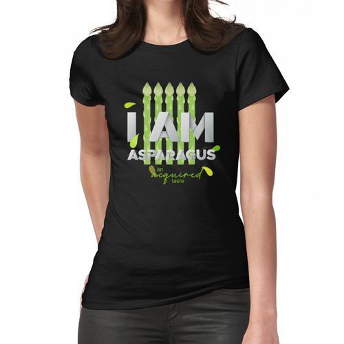 Ich bin Spargel Frauen T-Shirt